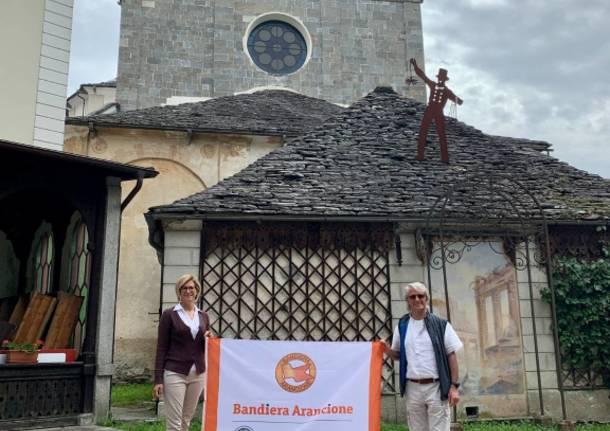 Santa Maria Maggiore - Bandiera Arancione Touring Club