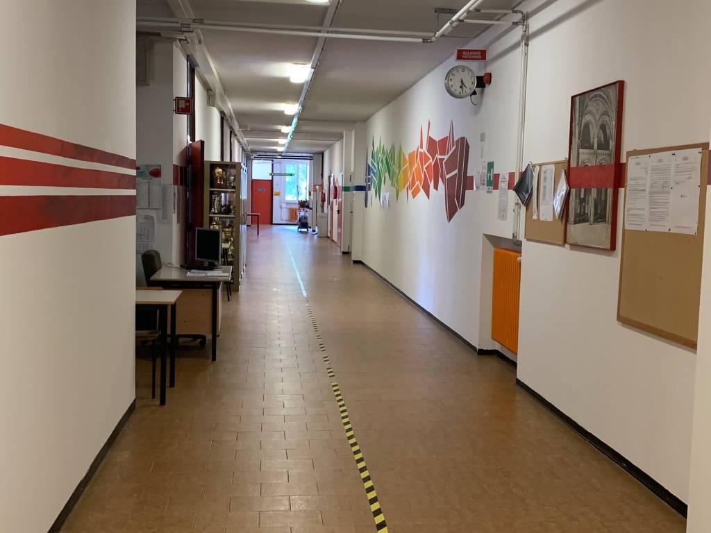 Scuola aperta in estate: i giovani artisti del liceo Ferraris