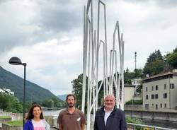 sentiero dell'arte torre dell'aria lavena ponte tresa