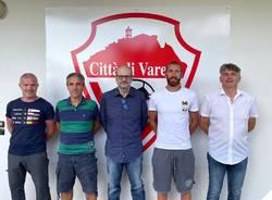 settore giovanile città di varese calcio allenatori