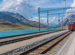 svizzera, vacanza, ferrovie svizzere pixabay