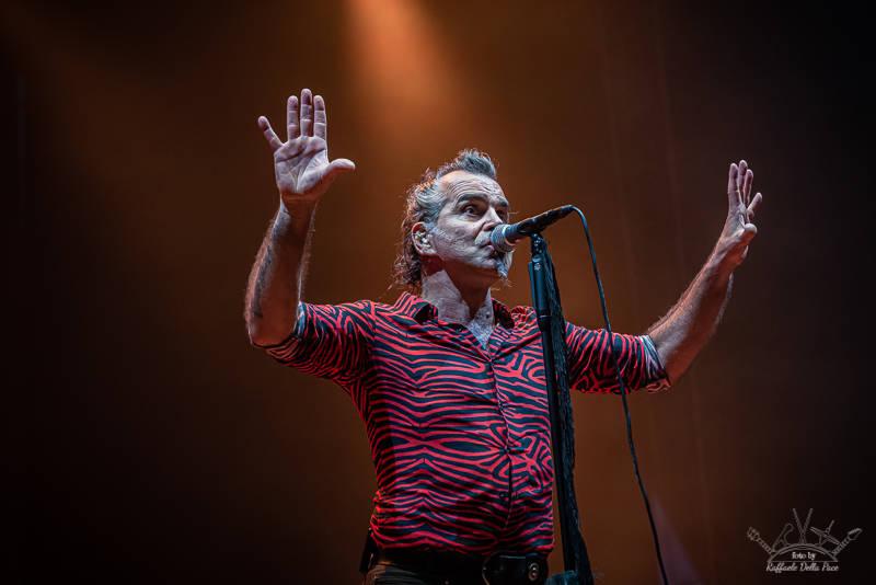 Torna la musica live, Piero Pelù al Carroponte (foto di Raffele della Pace)