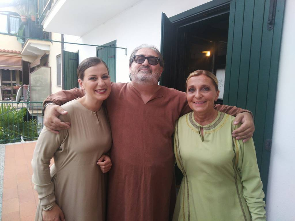 Tour nella contrada di San Domenico