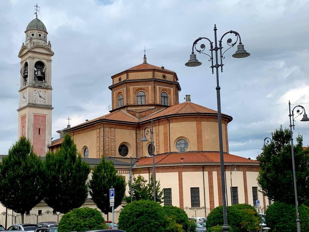 Tradate, chiesa Santo Stefano - foto di Merula61