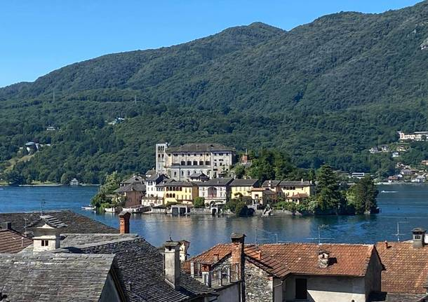 Dal Mottarone al Lago d'Orta con le foto di Ulisse Piana