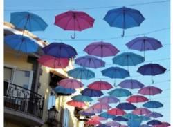 Pro Loco Germignaga - ombrelli colorati