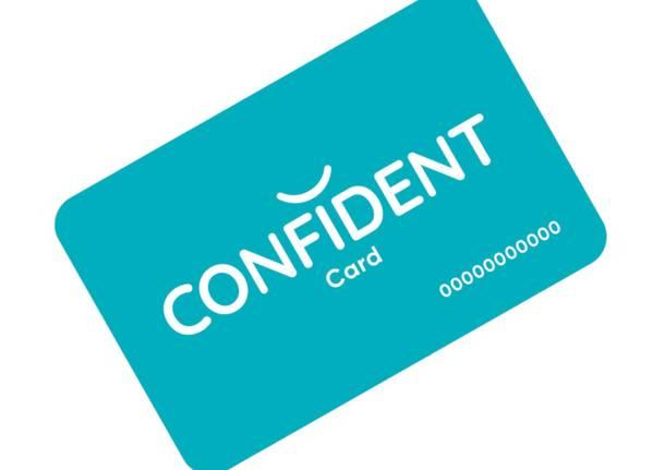 Confident Card