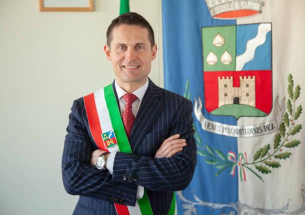 Venegono Inferiore - Sindaco Mattia Premazzi