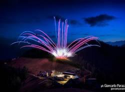 vette d'artificio - fuochi d'artificio piana di vigezzo