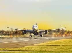 viaggio aereo partire vacanze pixabay