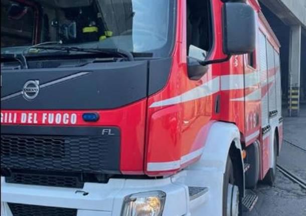 Vigili del fuoco volontari di Inveruno