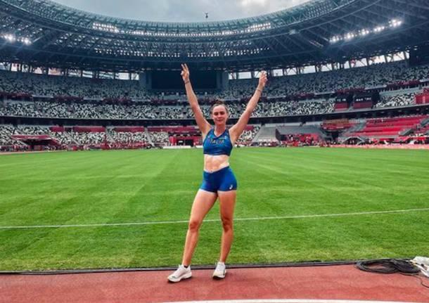 vittoria fontana tokyo 2020 atletica leggera