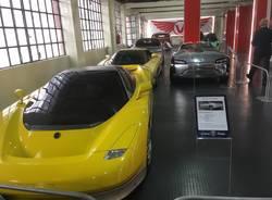 volandia esposizione auto giovanni bertone