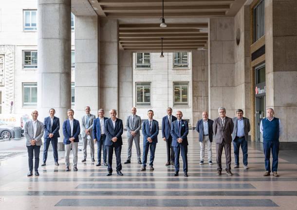 Water Alliance il nuovo contratto di 13