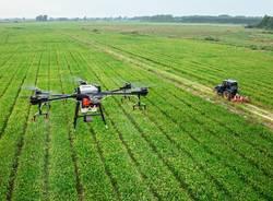 Agricoltura - drone droni uso agricolo