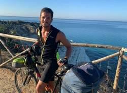 Andrea Maggioni Tour in bici