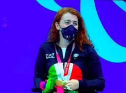 arjola trimi nuoto paralimpico polha paralimpiadi
