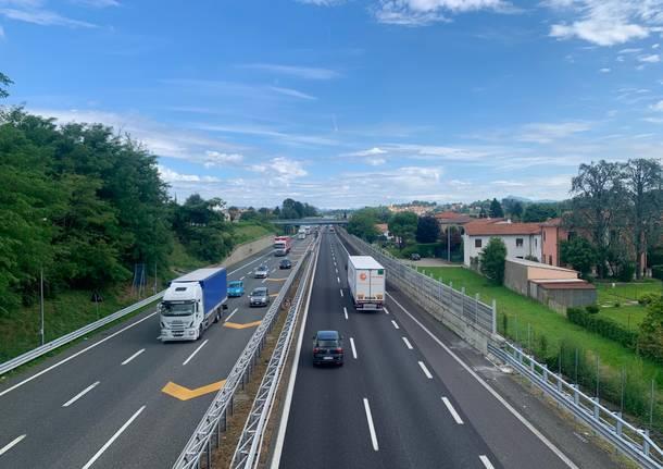 autostrada A8 Gallarate