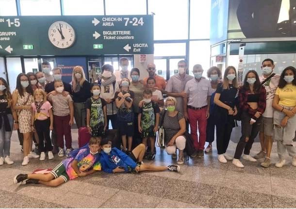 bambini Chernobyl samarate