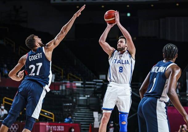 basket italia olimpiadi danilo gallinari foto fiba
