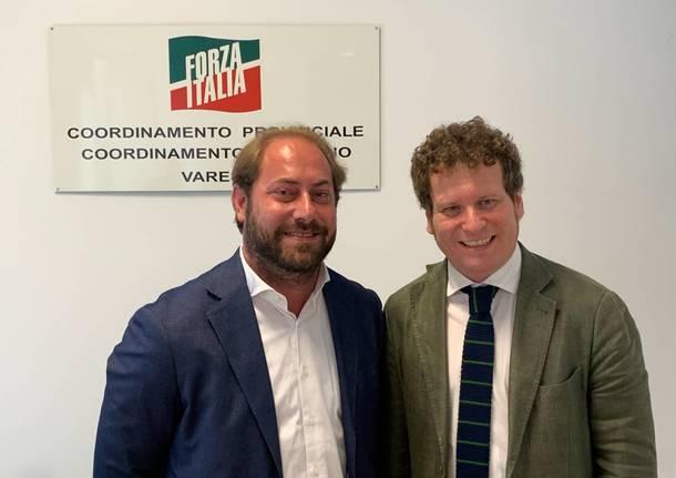 Candidatura Giossi Montalbetti 2021