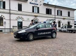 carabinieri borgomanero