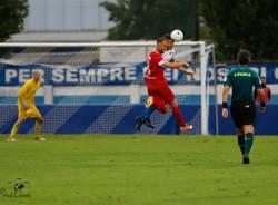 Pro Patria - Monza, l\'amichevole termina 1-1