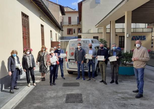 """I """"Progetti del Cuore"""" realizzano un mezzo per i cittadini di Gallarate"""