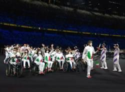 Paralimpiadi Tokyo 2020, Morlacchi e Vio portabandiera
