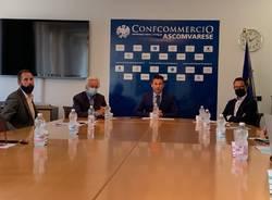 Conferenza Confcommercio Varese