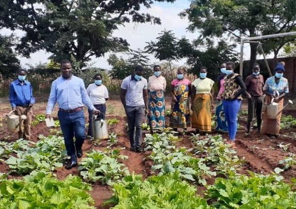 dream malawi progetto olgiate olona