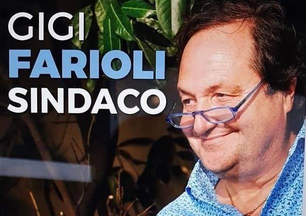 Gigi Farioli, elezioni 2021
