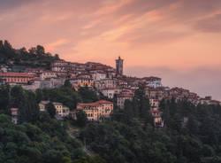 L'alba al Sacro Monte di Varese