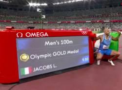 Lo storico oro olimpico di Marcell Jacobs a Tokyo 2020