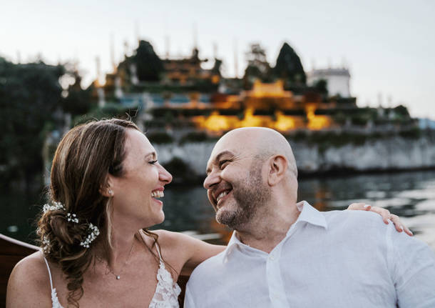 Matrimonio Barbara Gorlini e Renato Renna