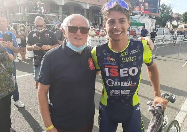 Matteo Furlan gran premio carnaghese 2021