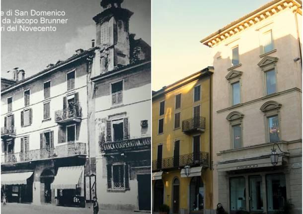 "Metamorfosi urbana: la chiesa ""sparita"" in piazza San Vittore"