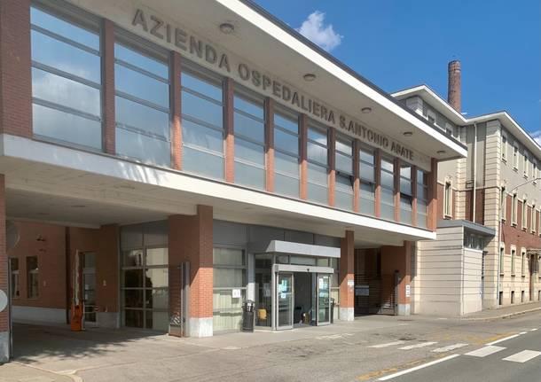 Ospedale Gallarate ingresso