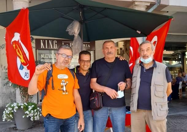 partito comunista italiano Gallarate