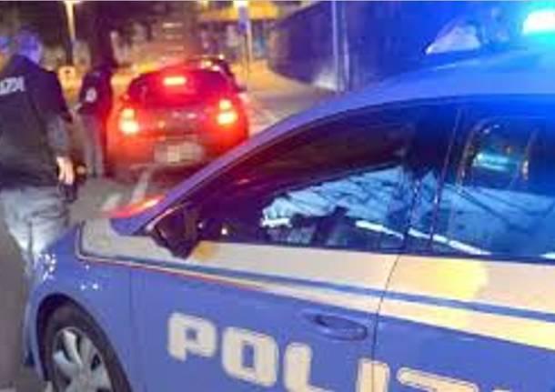polizia di stato volante