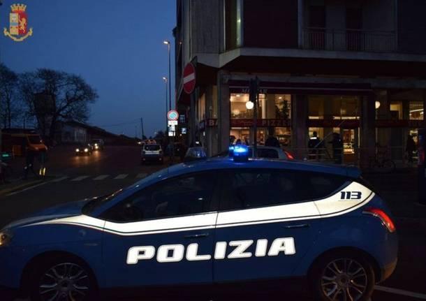Polizia stazione Gallarate