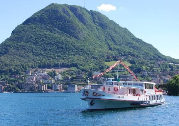 Porto Ceresio - Navigazione battello
