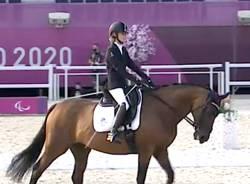 sara morganti equitazione paralimpiadi tokyo 2020