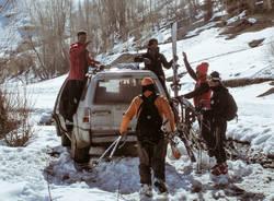 sciatori afghanistan