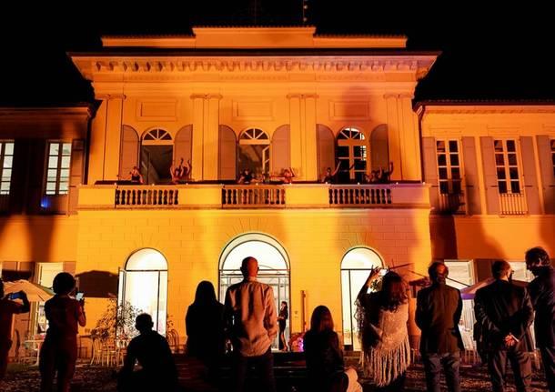 Serata di Gala dedicata a Dante a Laveno Mombello