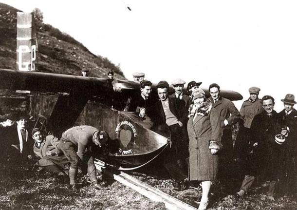 storia aviazione generica