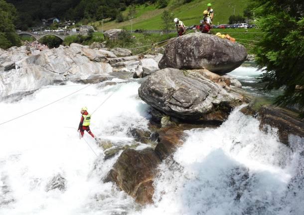 torrente valle verzasca