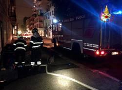 vigili del fuoco maltempo