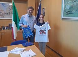 Villa Cortese - Martina parte per i giochi paraolimpici