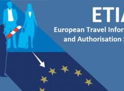 Visto per entrare nei paesi dell'area Schengen